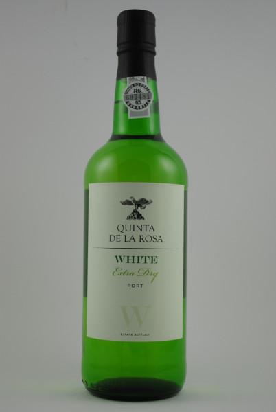 EXTRA DRY WHITE PORT, Quinta de la Rosa